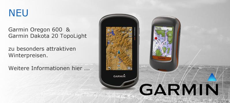 Garmin Outdoor GPS bei PHD-SHOP