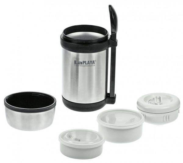 LaPlaya Thermoedelstahlspeisebehälter 1,5 Liter B-WARE