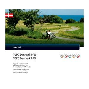 Garmin TOPO Dänemark PRO
