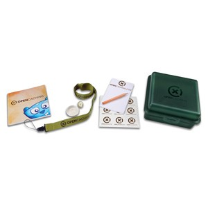 Garmin Official Geocaching Kit (010-11663-00)