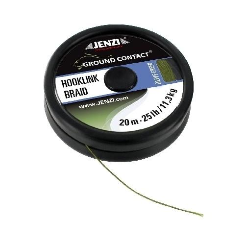 Hooklink Braid Olive