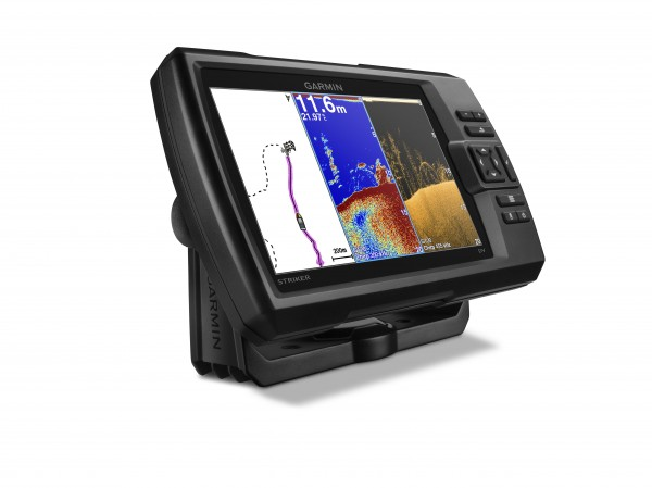Garmin Striker 7dv GPS Fishfinder