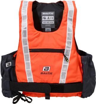 Baltic Hi-Vis Pro UV-Orange/Grey in verschiedenen Größen