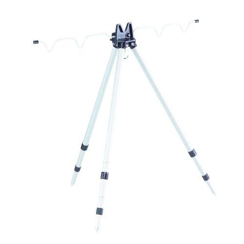 "Rutenauflage ""Triangle"", telesk., 50-100 cm, 2-teilig"