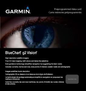 Garmin BlueChart g2 Vision VEU012R - Mediterranean Sea, Central-West