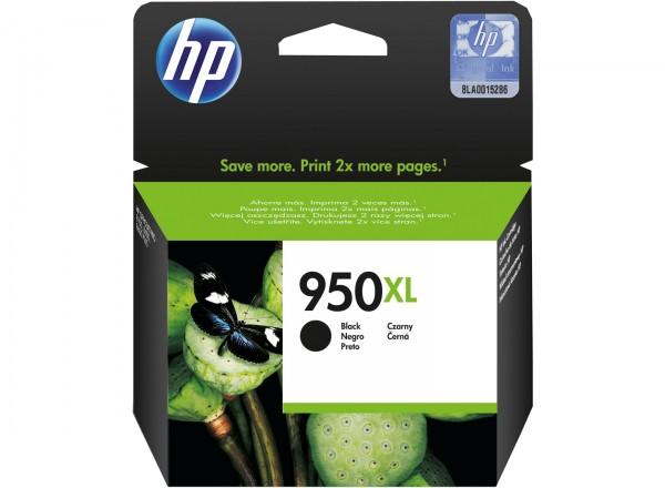 Hewlett Packard HP Tintenpatrone 950XL schwarz (2300 Seiten)