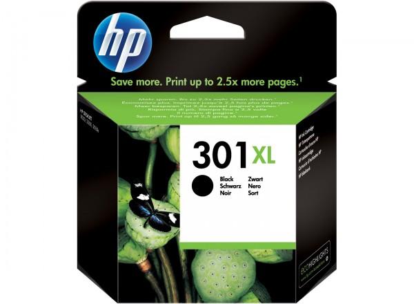 HP Tintenpatrone 301 schwarz XL 480 Seiten