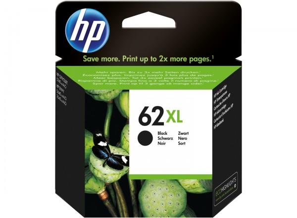 HP Tintenpatrone 62XL schwarz 600 Seiten
