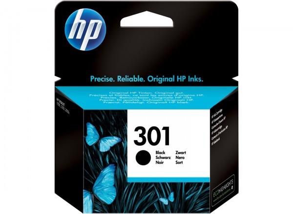 HP Tintenpatrone 301 schwarz 190 Seiten