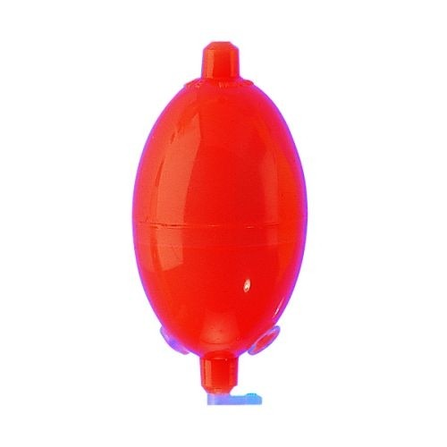 Wasserkugel mit Innendurchlauf, leuchtrot, 40,0 g