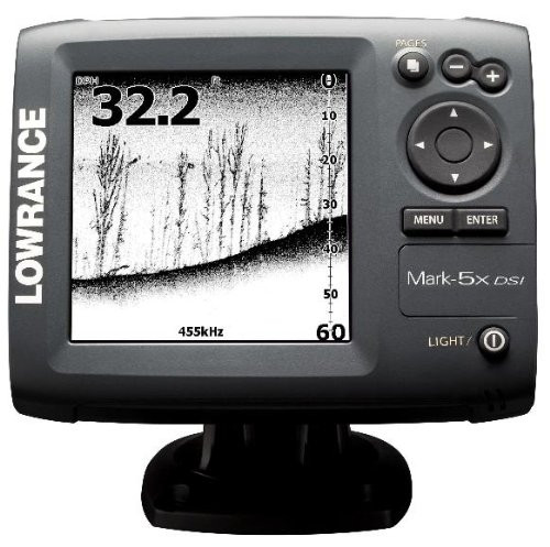 Lowrance Mark-5x DSI Fishfinder nur Display