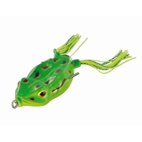 Rana Frosch 6,5 g 6,5 cm Farbe Neongr