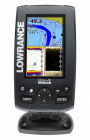 "LOWRANCE Elite-4 Chirp Color GPS Fishfinder 4,3"" mit 50/200/455/800 kHz Geber"