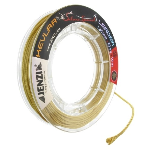 Siluro Catfish, Kevlar-Leader 10m, 82 kg, dm 1,80mm