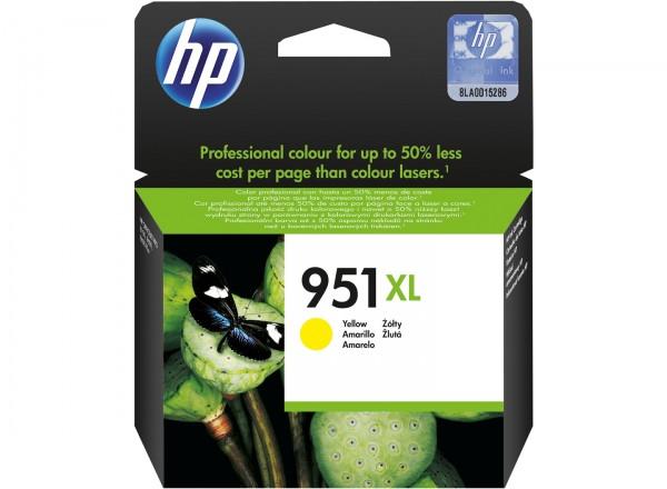 Hewlett Packard HP Tintenpatrone 951XL yellow (2300 Seiten)