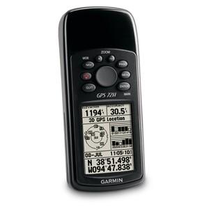 Garmin GPS 72H Hand GPS Schwimmfähig