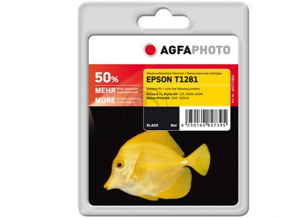 AGFA Tintenpatrone ersetzt T1281