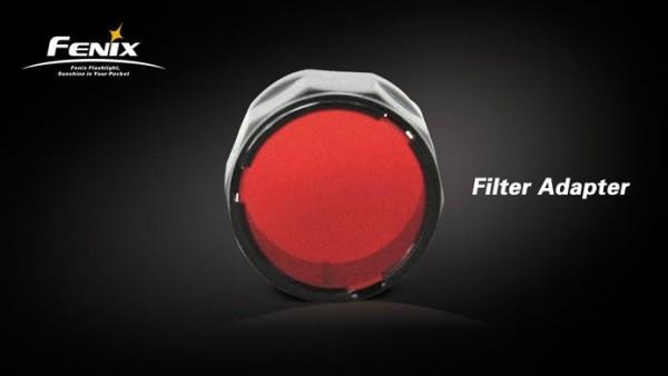Fenix TK Rotfilter AD302 für TK10 TK11 TK12 TK15 TK20