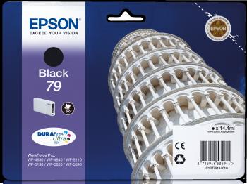 Epson Tintenpatrone T79 Schwarz 900 Seiten