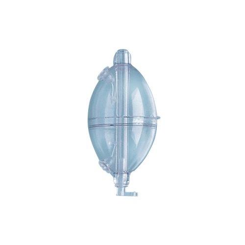 Wasserkugel mit Innendurchlauf, transparent, 30,0 g