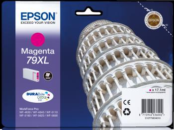 Epson Tintenpatrone T79M magenta XL 2000 Seiten