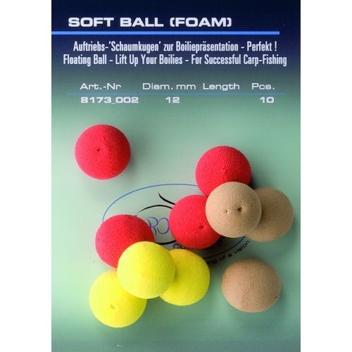 Soft Ball (Foam) 12 mm
