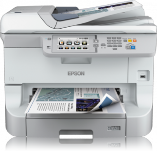 Epson WorkForce Pro WF-8590 DWF Series