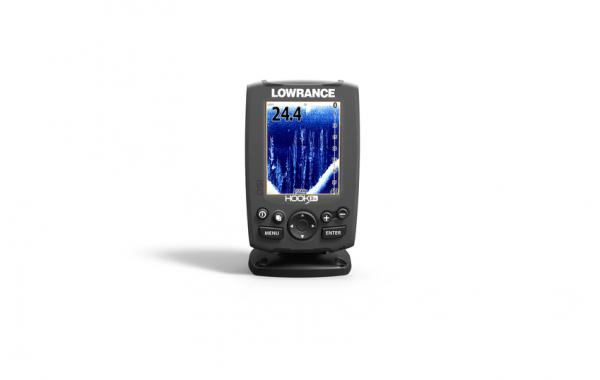 Lowrance Hook-3x DSI Fishfinder Echolot