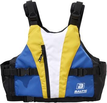Baltic X3 Auftriebshilfe blue/yellow/white verschiedene Größen