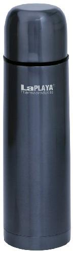 LaPLAYA High Performance Edelstahlflasche 1,0 L, blau
