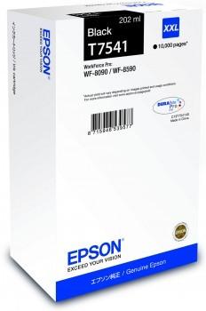 Epson Tinte WF-8090 / WF-8590 Serie Tintenpatrone schwarz XXL 200ml