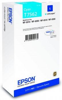 Epson Tinte WF-8XXX Serie Tintenpatrone cyan L 14ml