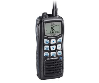 ICOM IC-M35 Euro UKW-Handsprechfunkgerät