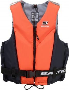 Baltic Trim 5842 orange/grey Auftriebshilfe mit Reißverschluss verschiedene Größen