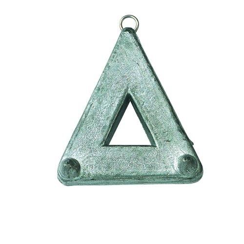 Brandungsblei-Triangel, Gewicht 200 g