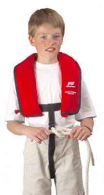 Automatik Rettungsweste Pilot Junior