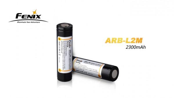 Fenix ARB-L2M 18650 LiIon Akku geschützt 2300mAh