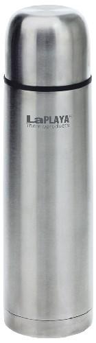 EZetil LaPLAYA High Performance Edelstahlflasche 0,5 L silber