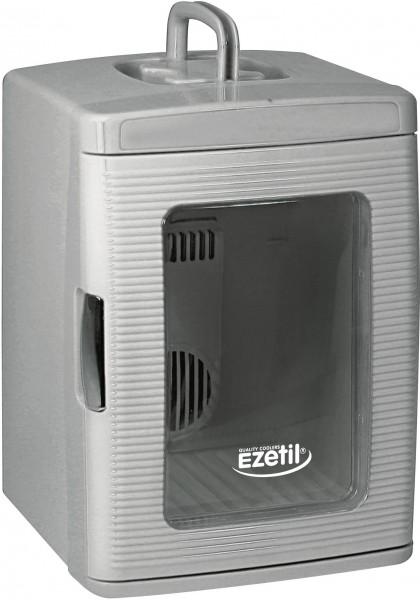 EZetil MF25 Mini Fridge 12/230V cold+hot silver