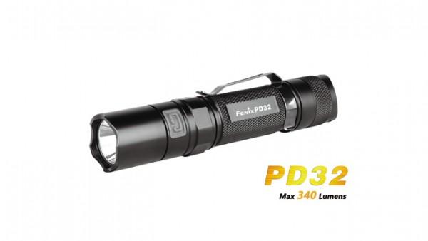 Fenix PD32 Cree XP-G2 (R5) LED Taschenlampe 18650 > PD30