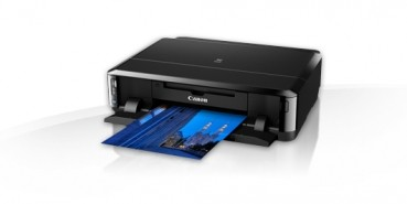 CANON Pixma IP7250 Tintenstrahldrucker mit 5 kompatiblen PHD-Ink Tintenpatronen - Originalpatronen g