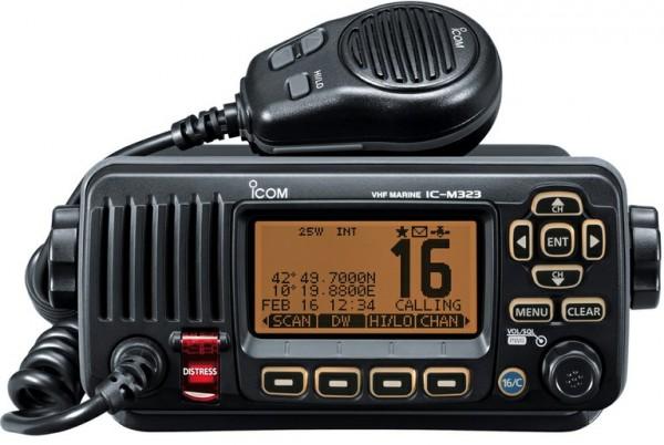ICOM IC-M323 UKW See-/Binnenfunkanlage versch. Ausführungen