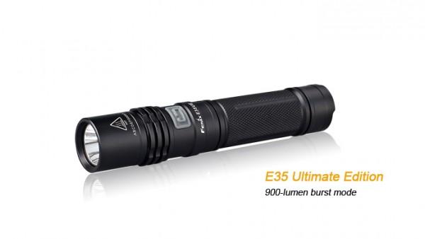 Fenix E35 Ultimate Edition Cree XM-L2 U2 LED Taschenlampe max. 900 Lumen Achtung! Kundenrückläufer!!
