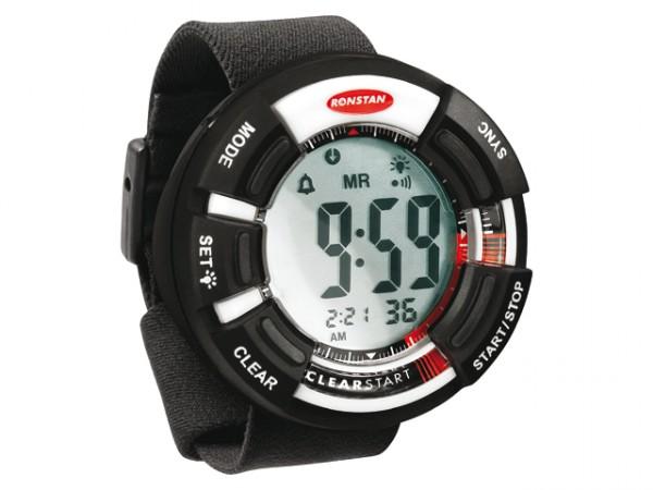 Ronstan Clear Start™ Race Timer rot/schwarz