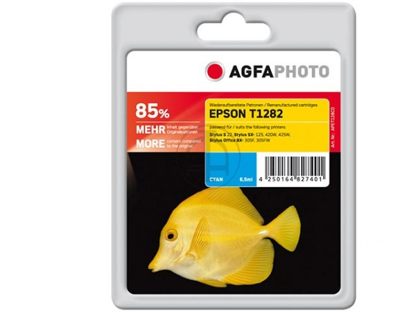 Agfa Foto wiederaufbereitete Epson T1282