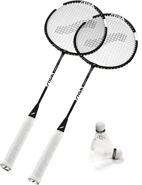 Stiga Badminton Set Hobby SR FS