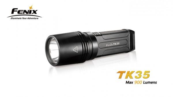 Fenix TK35 LED Taschenlampe mit Cree XM-L2 U2 LED
