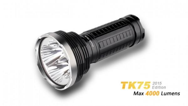 Fenix TK75 (2015) max. 4.000 Lumen Cree XM-L2 U2 LED