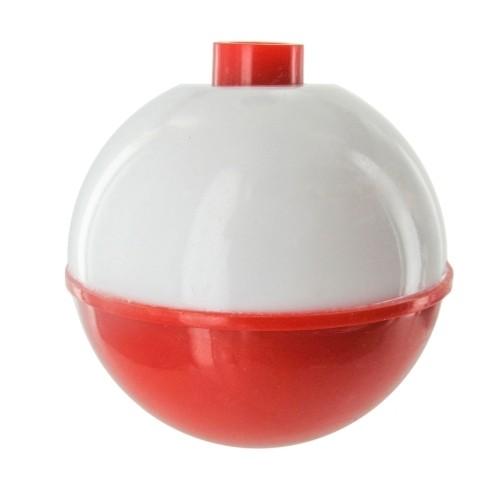 Traditionelle Wasserkugel mit Schnellclip Rot/wei