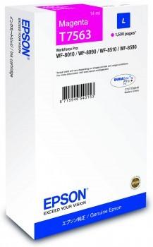 Epson Tinte WF-8XXX Serie Tintenpatrone magenta L 14ml